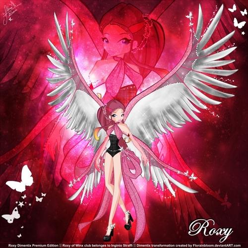 Winx Roxy Dimentix!: Premium Edition!