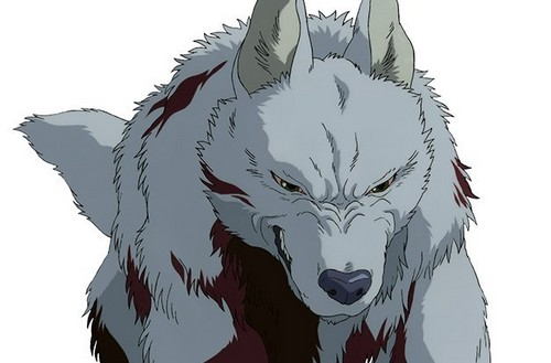 Princess Mononoke wallpaper called Wolves