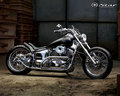 YAMAHA CHOPPER - motorcycles wallpaper