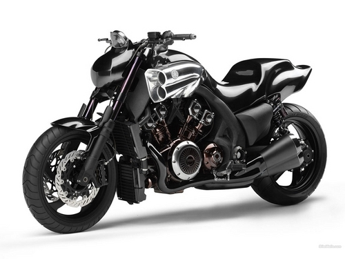 YAMAHA V MAX CONCEPT - motorcycles Photo