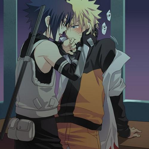 Наруто and Sasuke
