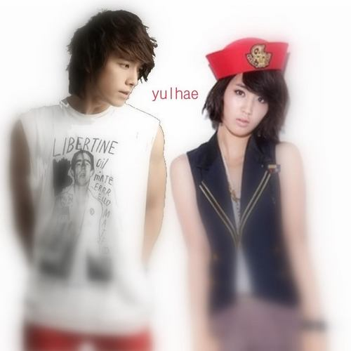 YulHae (Yuri & Donghae)
