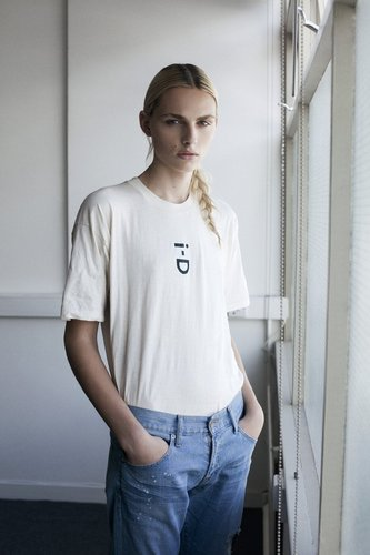 andrej pejic wallpaper possibly containing long trousers, sweat pants, and a pantleg titled andrej
