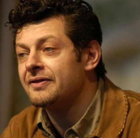 andy serkis as smeagol