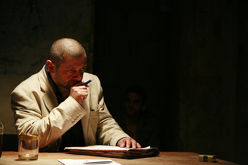 as the interrogator (extraordinary rendition)