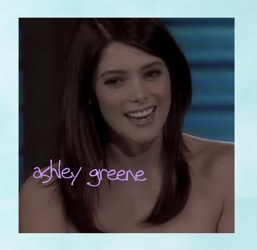Эшли Грин