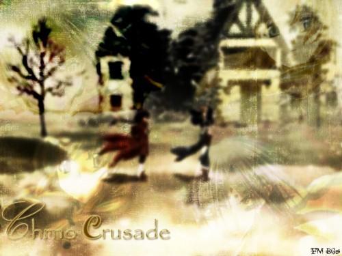 chrno crusade <3