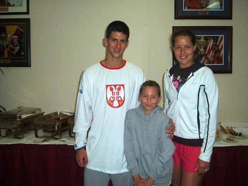 djokovic and ivanovic sexy