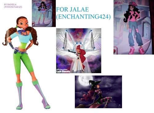 for my dear friend enchanting424