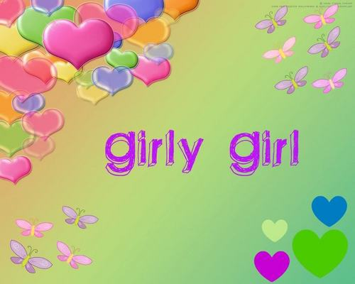 girly wallpaper