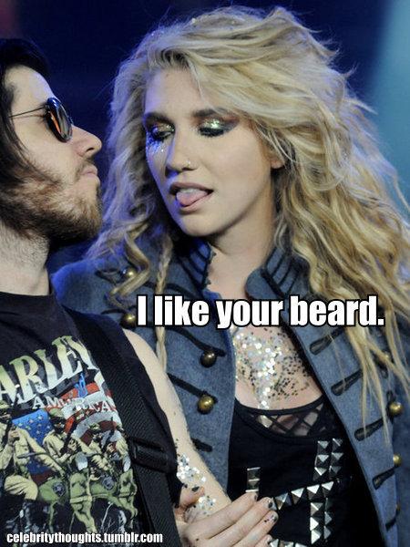i lyk ur beard