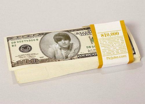 Bieber Money ;)