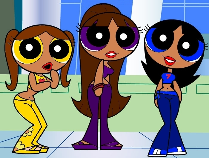 Opinion you Teen power puff girls pity