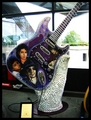 mj guitar - michael-jackson photo
