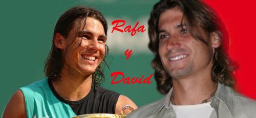rafa and david