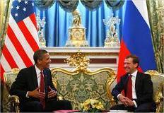 russian president and american president