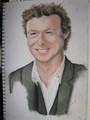 simon baker, sketch