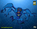 spidermonkey - ben-10-alien-force-2011 wallpaper