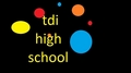 tdi high school sign