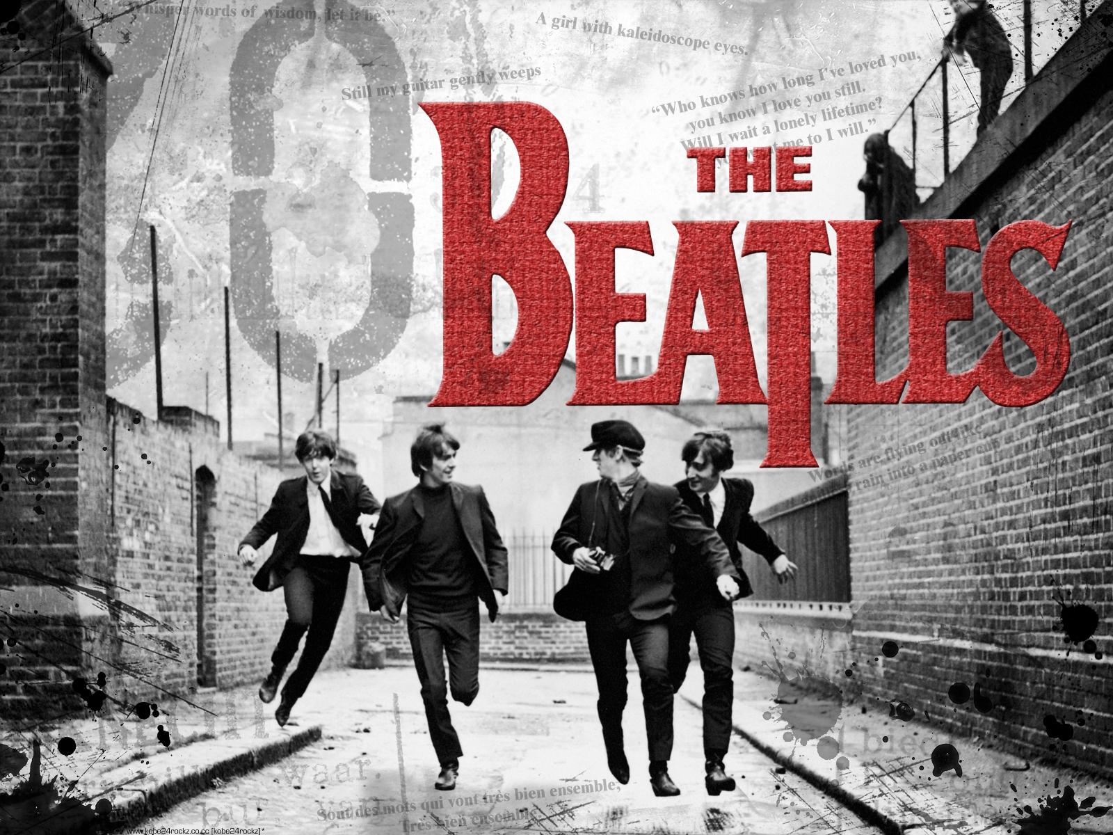 the Beatles fond d'écran