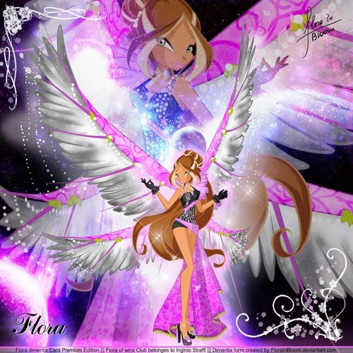 Believix in You wallpaper called winx dimentix