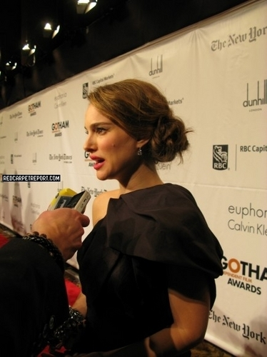 IFP's 20th Annual Gotham Independent Film Awards at Cipriani, dinding jalan