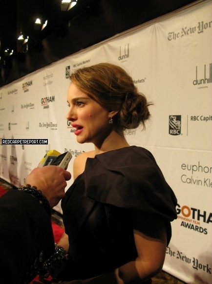 IFP's 20th Annual Gotham Independent Film Awards at Cipriani, Wall Street
