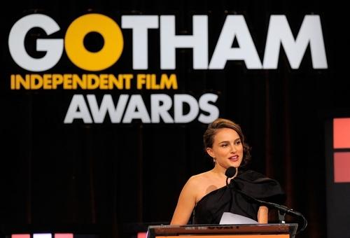 IFP's 20th Annual Gotham Independent Film Awards at Cipriani, दीवार सड़क, स्ट्रीट