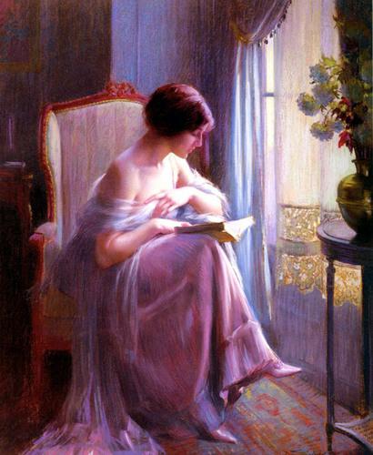 """Reading oleh The Window"""