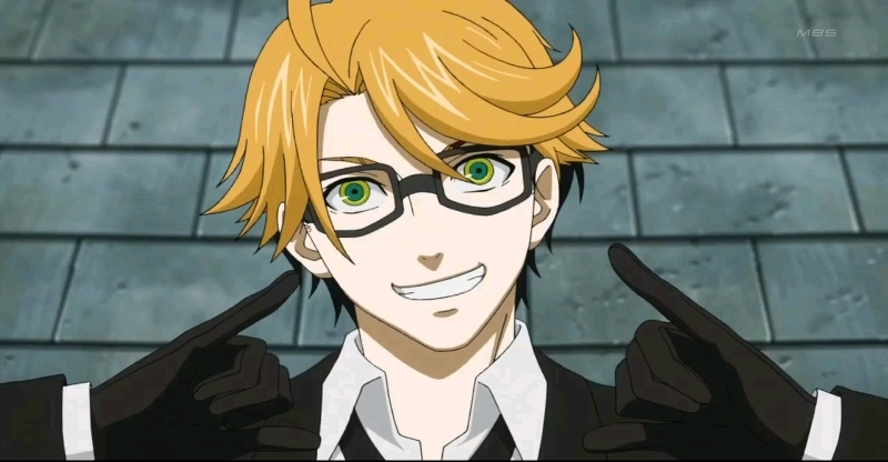 Black Butler Ronald