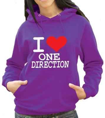 1 Direction Hoodie (I Cinta 1D) I Own 1:) x