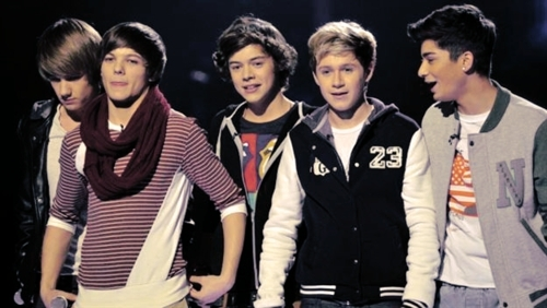1 Direction Week 8 (1st Song Summer Of 69) Wow :) x