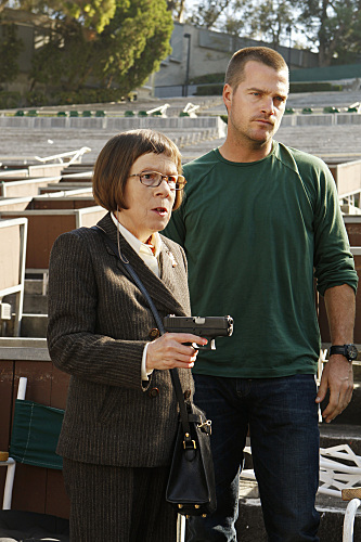 NCIS: Los Angeles achtergrond with a business suit called 2.09 - Absolution - Promotional foto's