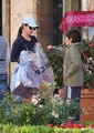 28/11/10 - Nikki makes Christmas shopping - twilight-series photo