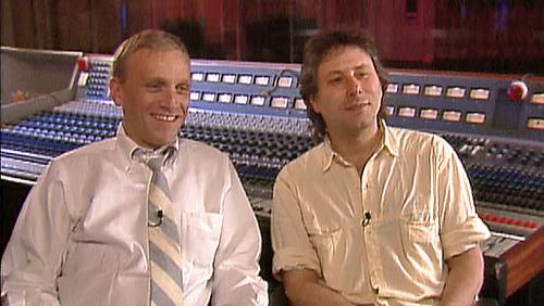 Alan  Menken & Howard Ashman