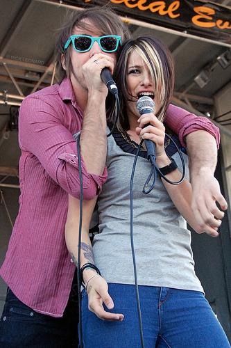 Alex & Cassadee