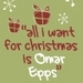 All I Want For Xmas Is... - omar-epps icon