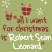 All I Want For Xmas Is... - robert-sean-leonard icon