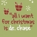 All I want for Christmas..♥ - dr-robert-chase icon