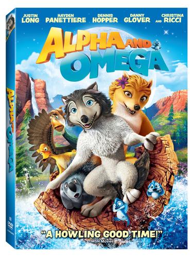 Alpha & Omega DVD
