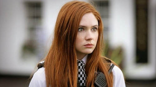Amy Pond Обои with a portrait titled Amy Pond