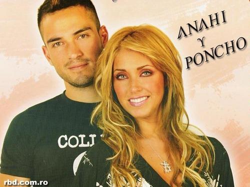 Anahi&Poncho