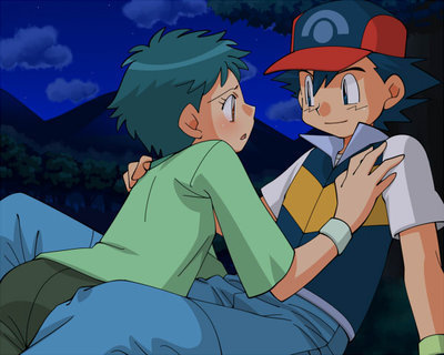 Ash & Angie in amor