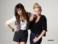 Ashley Tisdale & Alyson Michalka