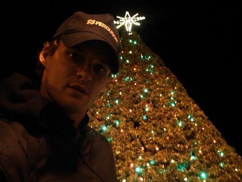 Austin loves Christmas!!