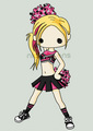 Avril Lavigne Cute Drawings :D