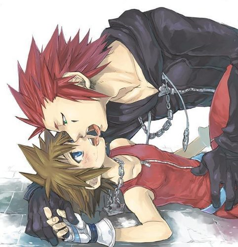 Axel, Sora