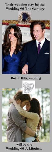 BELWARD wedding vs. Royal Wedding