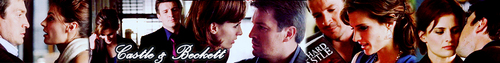 Castle & Beckett images Banner photo