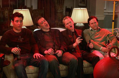 Barney & Ted LoL >3